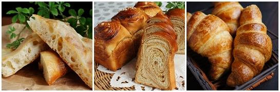 ハイレベルなパンにもチャレンジしてみましょう